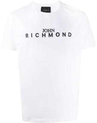 John Richmond Logo Short Sleeved T-Shirt
