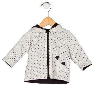 Catimini Boys' Reversible Hooded Jacket