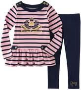 Juicy Couture Tunic & Leggings Set