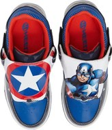 Heelys Twister x2 - Captain America Wheeled Sneaker (Toddler & Little Kid)