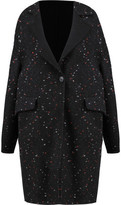Pringle Reversible Wool-Blend Felt Coat