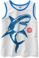 Old Navy Shark-Graphic Tank for Toddler