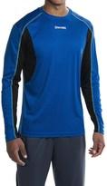 Spalding Turbo High-Performance T-Shirt - Long Sleeve (For Men)