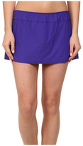 Athena Finesse Solid A Line Skirt
