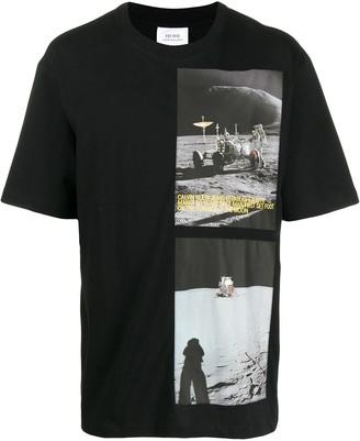 Calvin Klein Jeans Est. 1978 printed astronaut T-shirt
