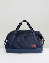 The North Face Apex Duffel Bag Small 32 Litres In Navy
