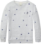 Scotch & Soda All-Over Printed Sweater