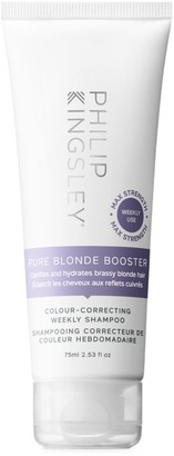 Philip Kingsley Pure Blonde Booster Colour-Correcting Weekly Shampoo