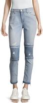 Hudson Women's Nico Skinny Ankle Jeans