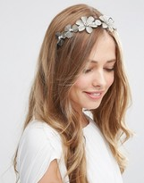 Asos Pretty Flower Tiara Headband