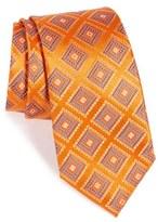 Nordstrom Men's 'Queen' Medallion Silk Tie