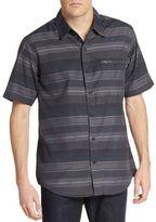 Ezekiel Gobey Striped Shirt