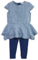 Splendid Infant Girls' Striped Tunic & Leggings Set - Sizes 3/6-18/24 Months