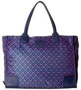 Tory Burch Ella Printed Packable Tote Tote Handbags