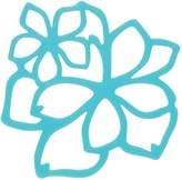 Now Designs Silicone Flowers Trivet