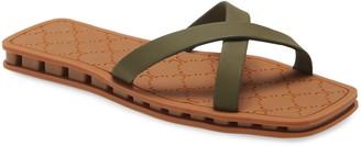 Jeffrey Campbell Supersoft Slide Sandal