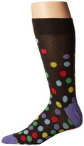 Bugatchi Multi Dot Socks