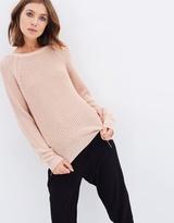 Sass Emory Lurex Knit