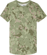 Someday Soon Camo cotton T-shirt 8 years