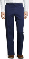 Bobby Jones Stretch Twill Straight-Leg Pants