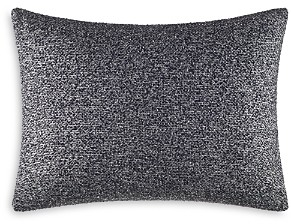 Vera Wang Grisaille Weave Boucle Breakfast Pillow, 12 x 16