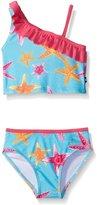 Nautica Sportswear Kids Baby Starfish Print Tankini