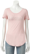 Juicy Couture Women's Embellished Bridesmaid Tee