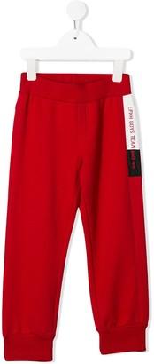 Lapin House Side Logo Straight-Leg Track Pants
