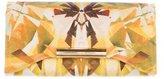 Alexander McQueen Printed Flap Clutch