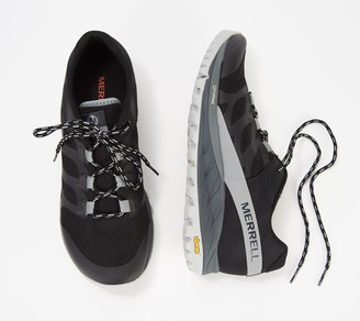 Merrell Mesh Lace-up Athletic Shoes- Antora