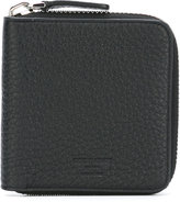 Giorgio Armani zipped cardholder - men - Calf Leather - One Size