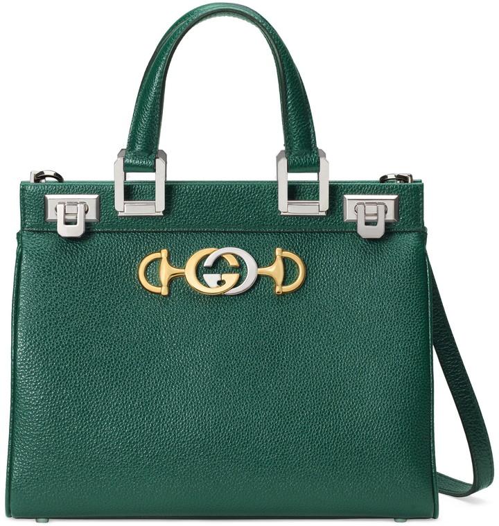 ba8d1691fdbe Gucci Green Handbags - ShopStyle