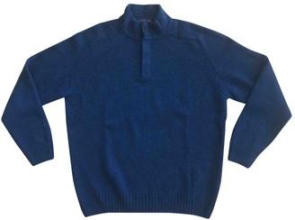 Loro Piana Navy Cashmere Knitwear & Sweatshirts