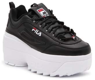 Fila Disruptor II Wedge Sneaker - Women's