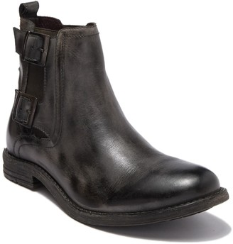 ROAN Cynan Leather Buckle Boot