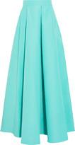 Roksanda Alia cotton and silk-blend maxi skirt