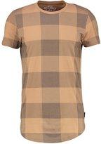 Jack & Jones Jjorkurt Slim Fit Print Tshirt Aloe