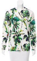 Proenza Schouler Patterned Crew Neck Sweater w/ Tags