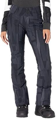 Bogner Fire & Ice Bogner Neda-T (Black) Women's Casual Pants