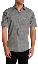 James Campbell Roper Plaid Regular Fit Shirt