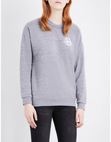Stussy Vintage Dot jersey sweatshirt