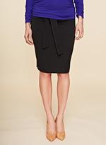 Isabella Oliver Maternity Pencil Skirt
