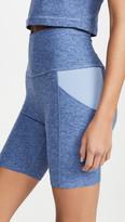 Beyond Yoga Spacedye In The Mix High Waisted Biker Shorts