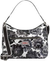 Cath Kidston Peony Blossom Curve Shoulder Bag
