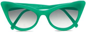 Ganni Cat-eye Acetate Sunglasses