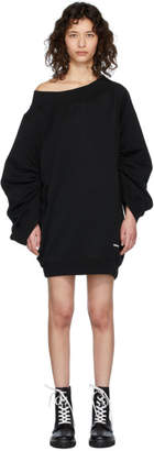 DSQUARED2 Black Sweater Dress