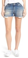 Mavi Jeans Women's Emily Ripped Cutoff Denim Shorts