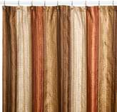Manor Hill Sierra Copper 54-Inch x 78-Inch Fabric Shower Stall Curtain
