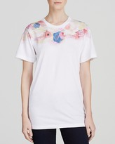 Cynthia Rowley Tee - Exclusive Bloom