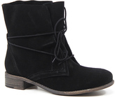 Diba Black Rosie Suede Boot